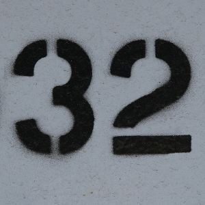 number-32